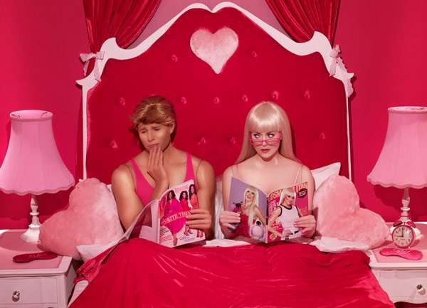 Broken Barbie Marriages
