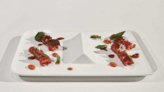 Scenic Dinner Plates