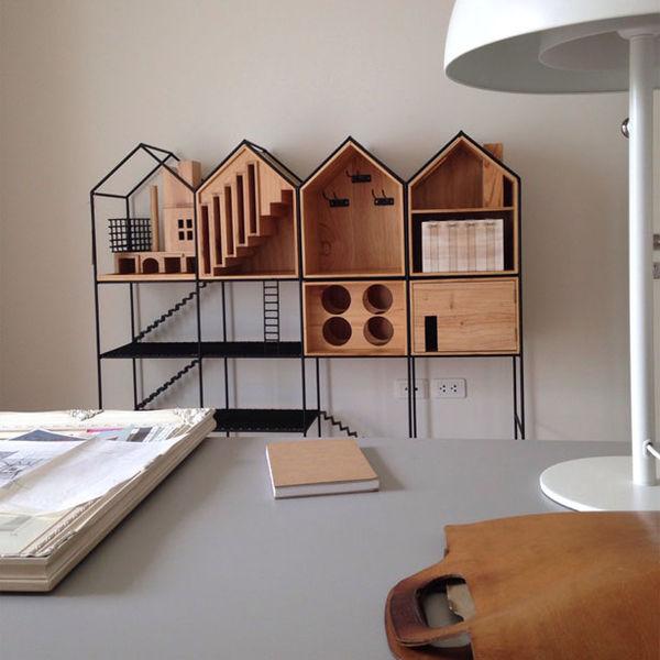 Housing Unit Kitchen Cupboards