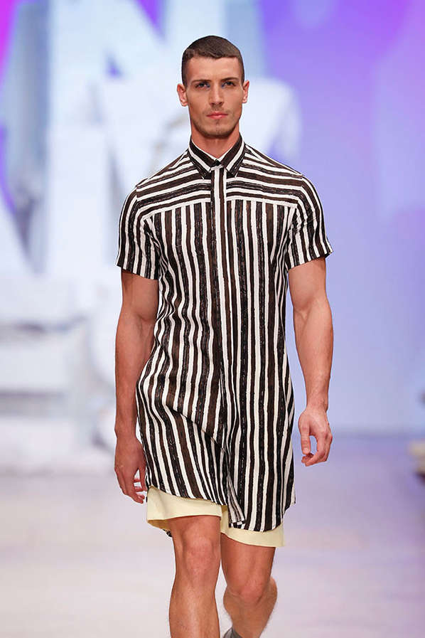 Dino Alves Spring/Summer 2013