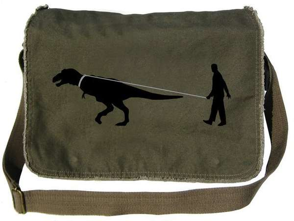 Domesticated Dinosaur Bags