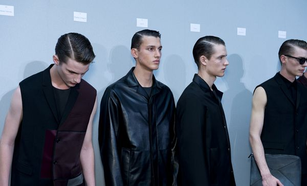 50s Greaser Guy-Inspired Collections