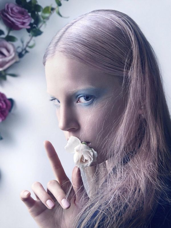 Exceedingly Eccentric Floral Editorials