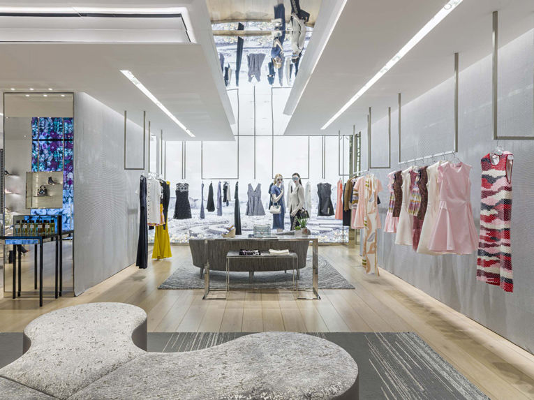 Upscale Galleria Boutiques