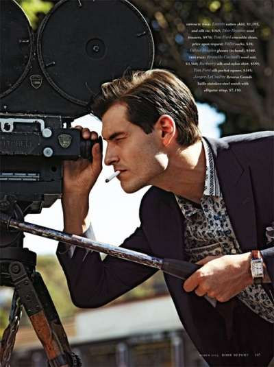 Director's Cut Robb Report
