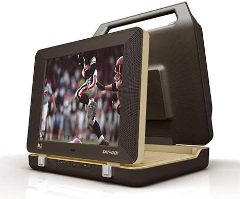 DirecTVs Sat-Go, Portable Satellite TV