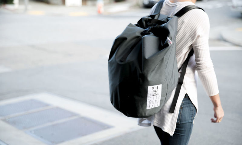 Portable Laundry Backpacks