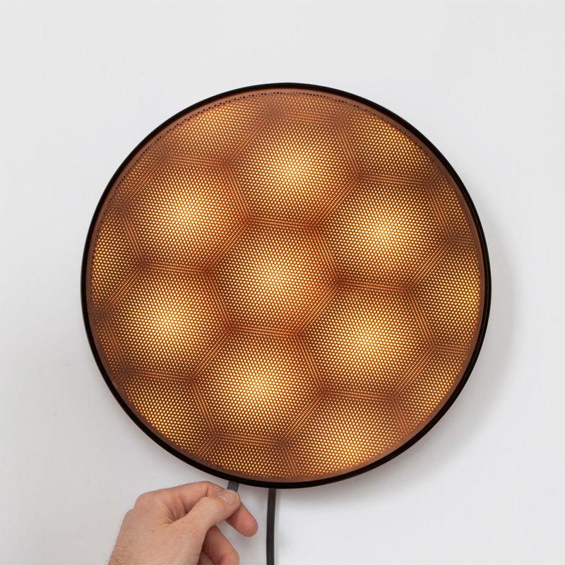 Rotating Disc Lights