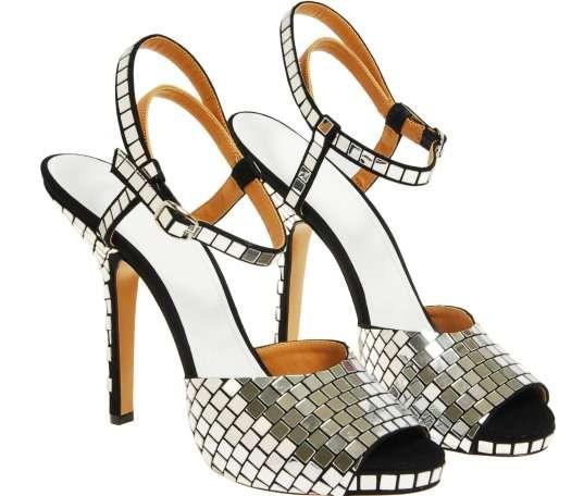 Disco Sandals