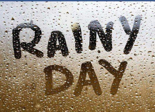 Rainy Day Dessert Promotions