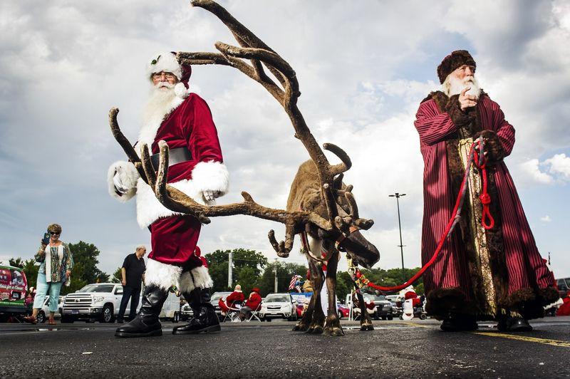 Santa Claus Conventions