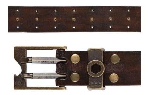 Hidden Handyman Belts Disguised Tool Belt