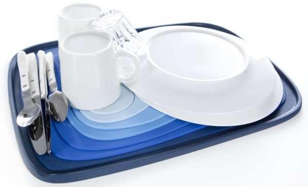 Designer Dish Racks