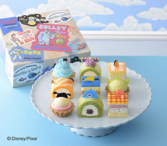 CGI Character Pastries