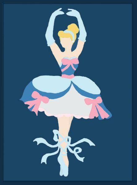 Dancing Disney Princesses