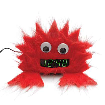 Animated Alarm Clock Casings