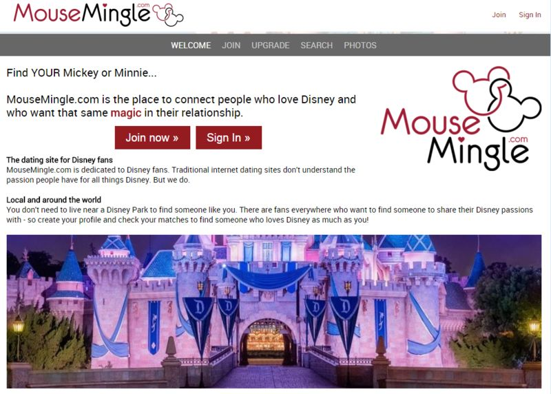 disney dating sites