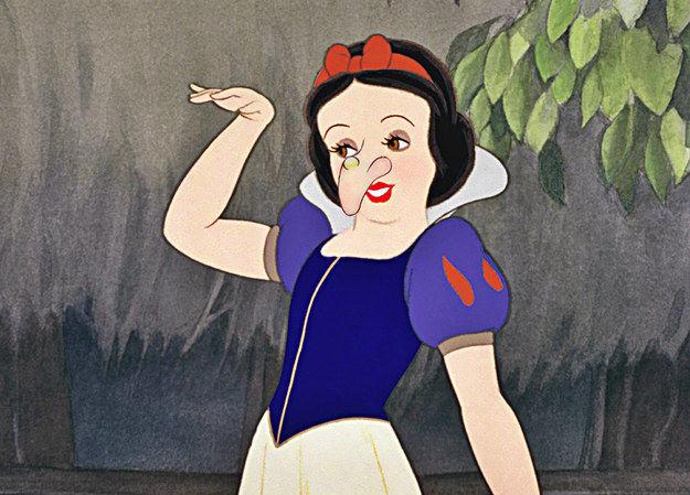Villainous Princess Mash-Ups