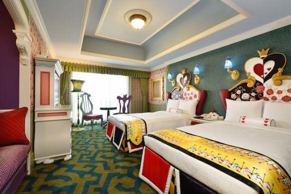 Whimsical Disney Resorts