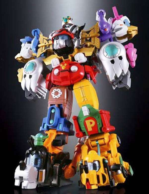 disney super robot