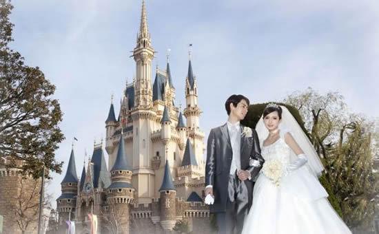 $96,000 Disney Weddings