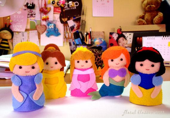 DIY Disney Toys