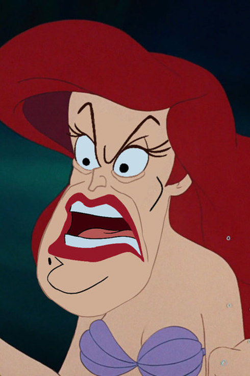 Disney Villain Face Swaps