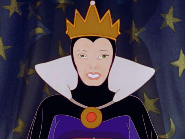 Makeup-Free Disney Villains