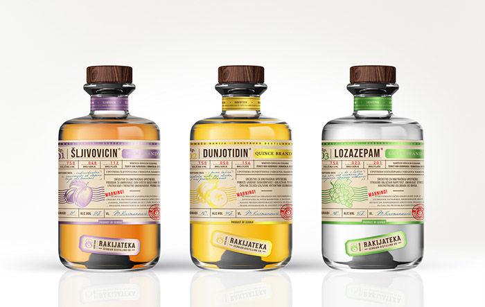 Medicinal Alcohol Packaging