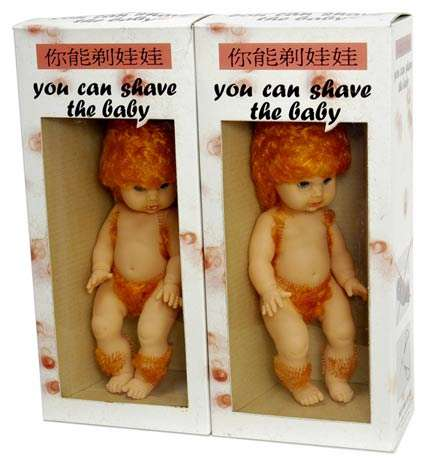 Dolls With Body Hair