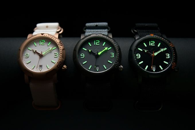 Sophisticated Dive Watches