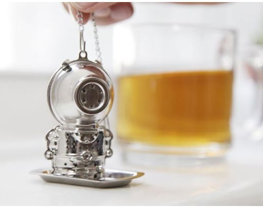 Diver Tea Steepers