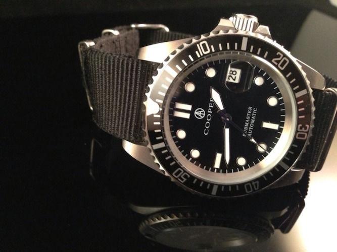 Affordable Aquatic Timepieces