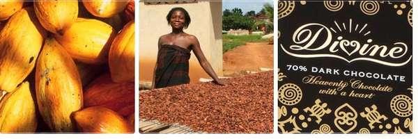 High End Fair Trade Quality Chocolate