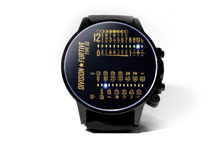Ingenious LED Wristwatches