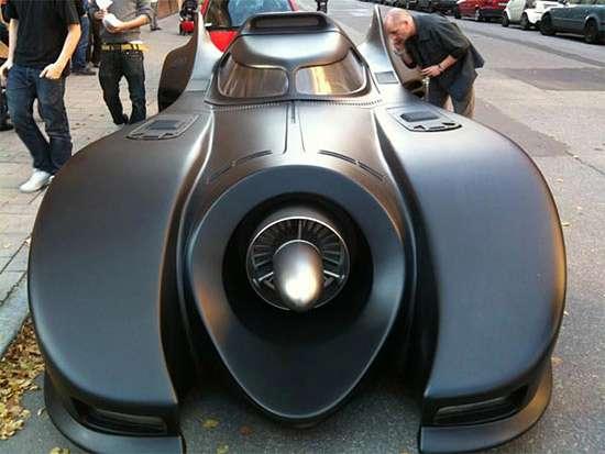 Millionaire DIY Batmobiles