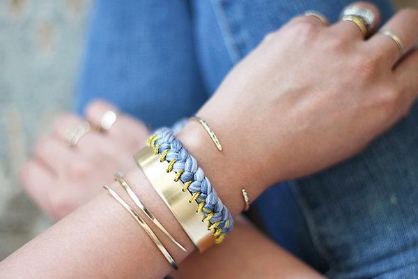 Braided Bracelet Tutorials