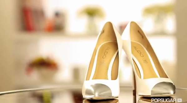 DIY Cap-Toe Heels