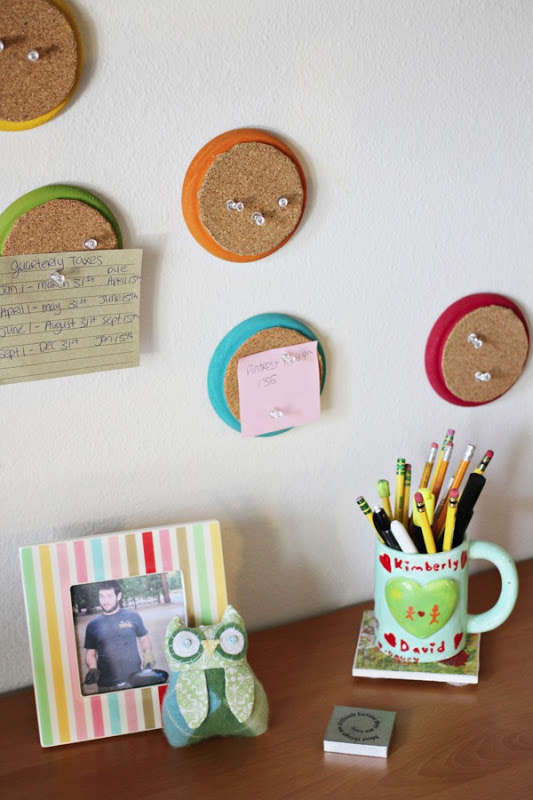 Miniature DIY Cork Boards