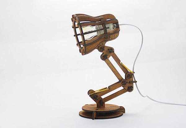 Diy Desk Lamp: DIY Desk Lamps,Lighting