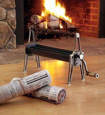 DIY Firewood