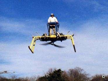 DIY Flying Machine