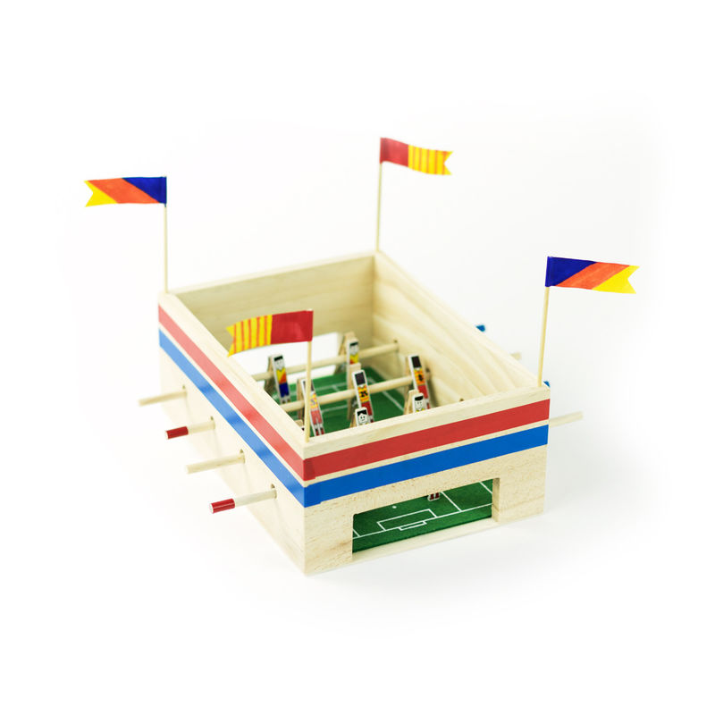 DIY Foosball Table Kits : DIY Foosball Table