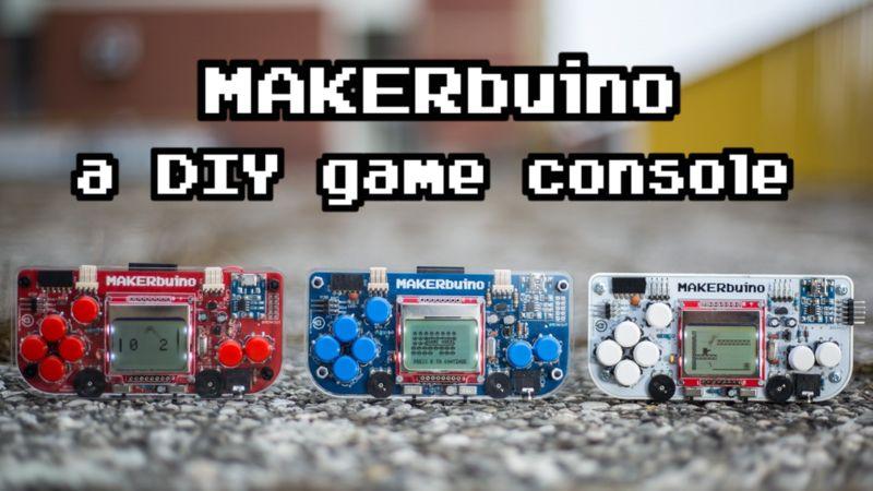 DIY Gaming Consoles
