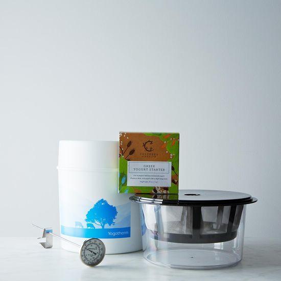 DIY Greek Yogurt Kits