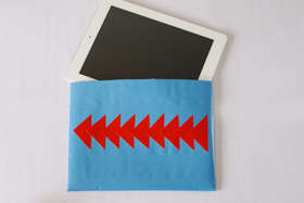 Duct Tape iPad Covers