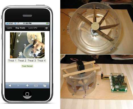 DIY iPhone Dogcams