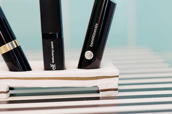 Miniature Lipstick Stands