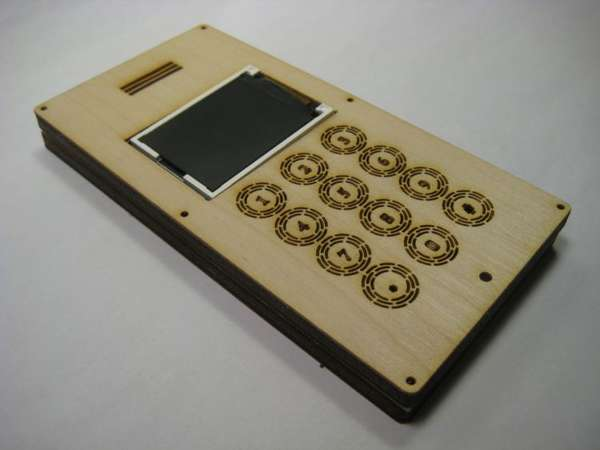 diy mobile phone