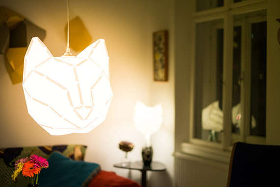 Animal Lampshade Kits